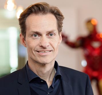 Dr. Markus Frerker, COO