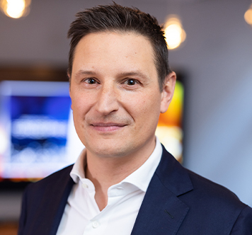 Joachim Scheuenpflug, CFO